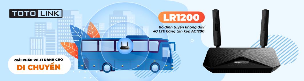 Giải pháp LR1200