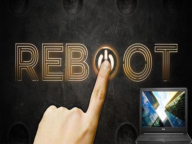 Reboot là gì? Hướng dẫn cách reboot nhanh và đơn giản nhất - TOTOLINK Việt Nam
