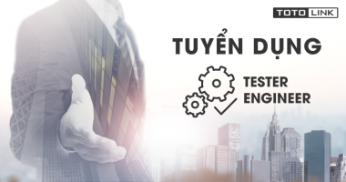 Tuyển dụng Tester Engineer